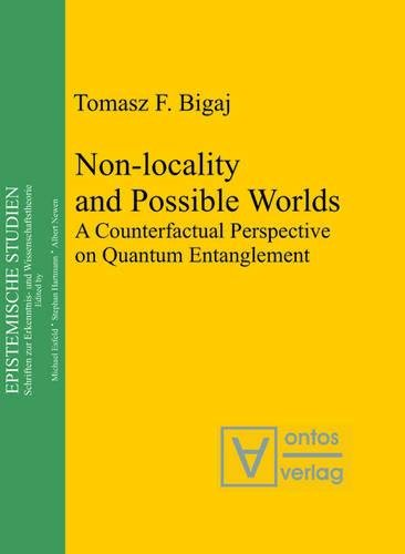 Large book cover: Non-locality and Possible World