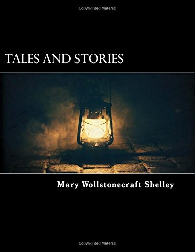 Large book cover: Tales and Stories