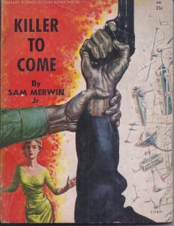 Large book cover: Killer To Come