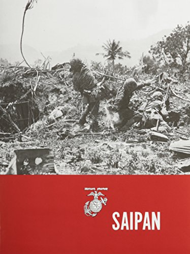 Large book cover: Saipan: The Beginning of the End