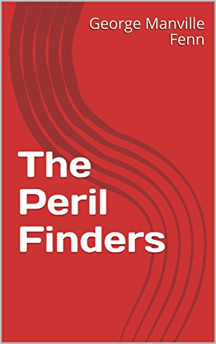 Large book cover: The Peril Finders