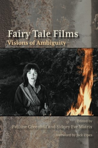 Large book cover: Fairy Tale Films