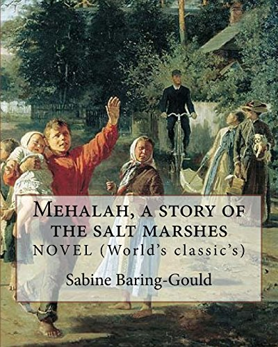 Large book cover: Mehalah: A Story of the Salt Marshes